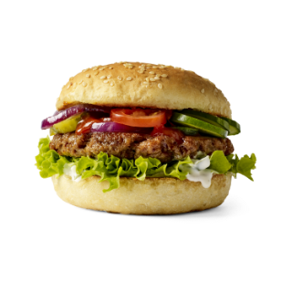 The Vegetarian Butcher Vegetarian Unbelievabull Burger 160g