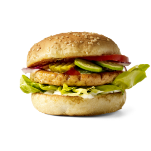 The Vegetarian Butcher Vegan Chickened Out Burger 160g